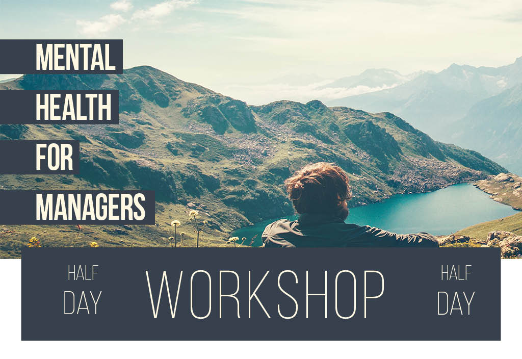 Delphis Mental Health for Managers Workshop