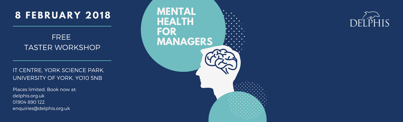Mental Health Training For Managers Free Event Delphis Learning